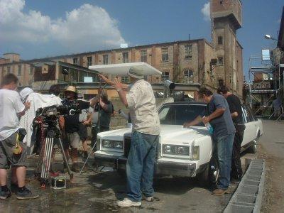 Filmforgatások